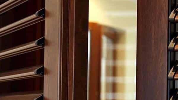 vendita persiane in legno bergamo