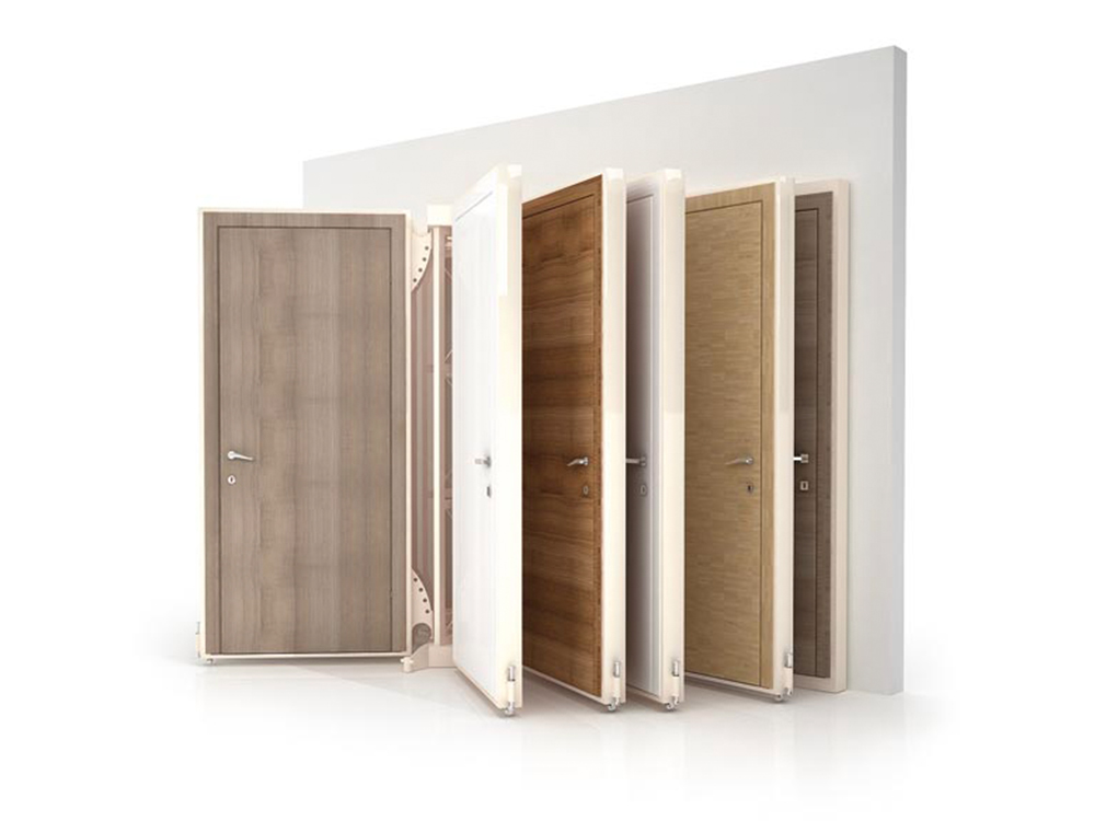 vendita porte interne in legno bergamo