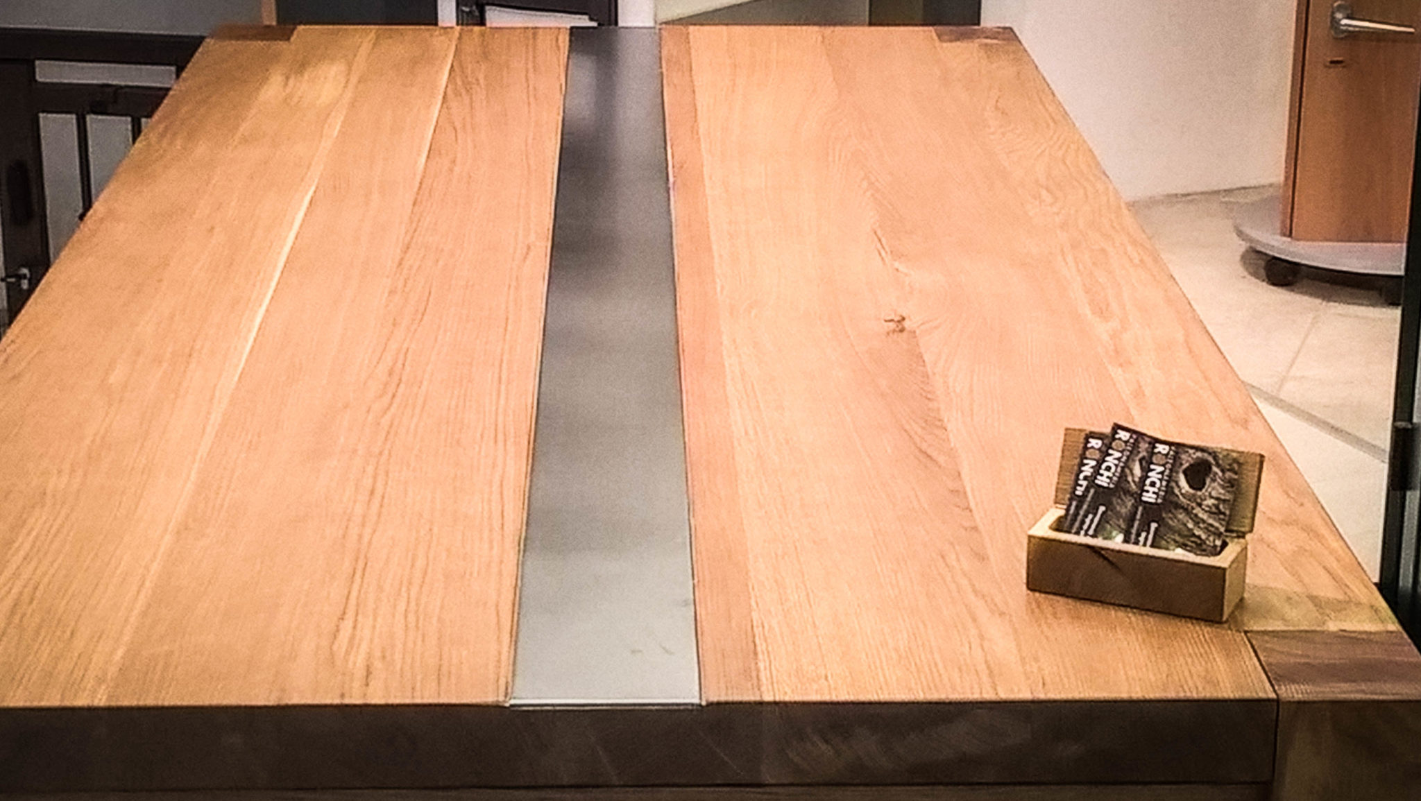Tavoli In Legno Massello: Pechino tavolo fisso midj in metallo e ...