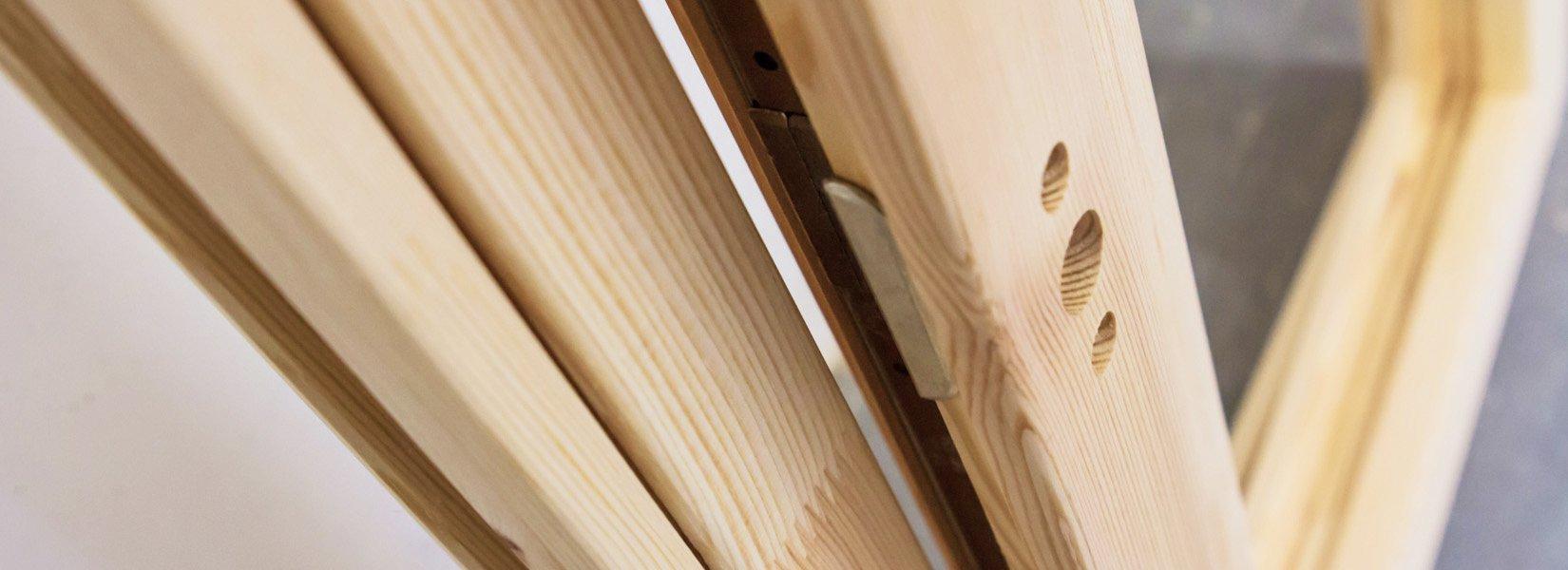 Serramenti in legno Bergamo