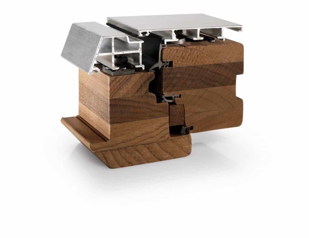 Vendita serramenti in legno bergamo